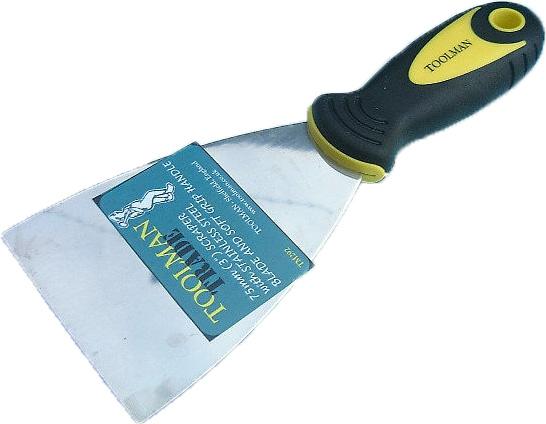 TM293 75mm Wallpaper Scraper